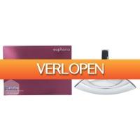 Plein.nl: Calvin Klein Euphoria Women EDP spray 160 ml