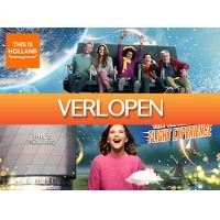 Tripper Tickets: Entreeticket THIS IS HOLLAND in Amsterdam