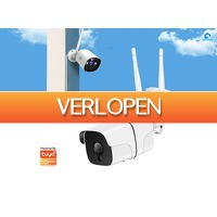 DealDonkey.com: Denver SHO-110 Outdoor WiFi/IP camera met luidspreker