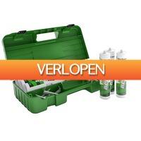 Gereedschapcentrum.nl: Zwaluw Den Braven Smartbox High Tack Constructie-/montagelijm - wit - 290ml (12st)