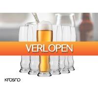 DealDonkey.com 2: Krosno Splendour Collection bierglazen