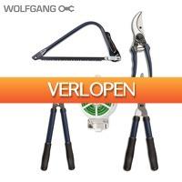 Tuin en Klussen: Wolfgang Tools 5-delige set