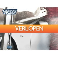 Tripper Tickets: Wasbeurt bij Indoor Carwash Castricum of Beverwijk