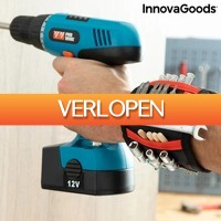 Voordeeldrogisterij.nl: Premium WristTool magnetische gereedschapsarmband