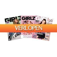 Tripper Producten: Abonnement op tijdschrift GIRLZ + Specials