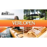 SocialDeal.nl 2: Kanohuur (3 uur) + koffie/thee to go bij Smit Giethoorn