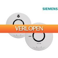 iBOOD DIY: 2 x Siemens Thermoptek Multi-Sensor rookmelder