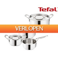 iBOOD Home & Living: Tefal Jamie Oliver pannenset H804S744