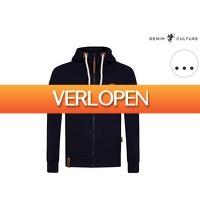 iBOOD Sports & Fashion: Denim Culture sweater of hoodie