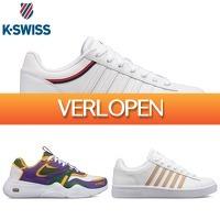 Elkedagietsleuks Ladies: Dames Sneakers van K-Swiss