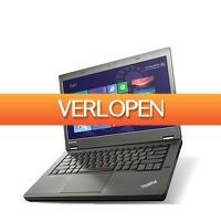 Koopjedeal.nl 2: Lenovo ThinkPad T440p Intel Core i5-4300
