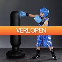 MegaGadgets: Opblaasbare mini boksbal voor kinderen