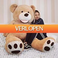 MegaGadgets: Grote Teddybeer  160 cm