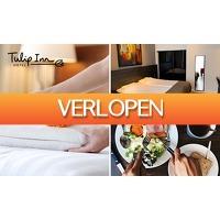 SocialDeal.nl 2: Overnachting voor 2 + ontbijt in Bergen op Zoom