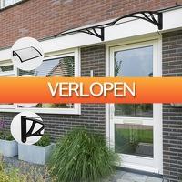 Tuin en Klussen: Handige deurluifel