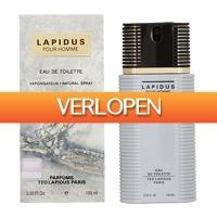Superwinkel.nl: Ted Lapidus Pour homme EDT 100 ml