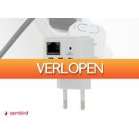 DealDonkey.com 2: Gembird WiFi repeater WNP-RP300-03