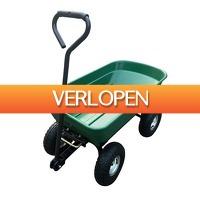 Voordeeldrogisterij.nl: Premium tuinkar