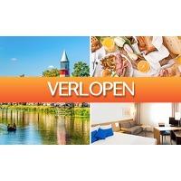 SocialDeal.nl 2: Overnachting voor 2 + ontbijt in Breda