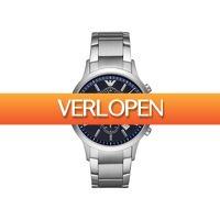 Watch2day.nl: Armani Renato AR11164 herenhorloge