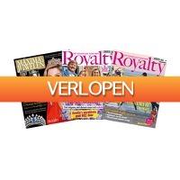 Tripper Producten: Abonnement op tijdschrift Royalty + Specials