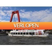 Tripper Tickets: Ontdek de highlights van Rotterdam tijdens een rondvaart