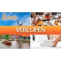 SocialDeal.nl 2: Overnachting voor 2 + ontbijt + evt. diner in hartje Haarlem