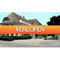 ActieVandeDag.nl 2: 3 dagen in een 4* landhuis