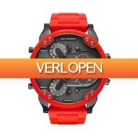 Watch2Day.nl 2: Diesel Mr. Daddy 2.0 DZ7370 herenhorloge