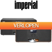One Day Only: Imperial Dabman I205CD HiFi-muzieksysteem