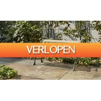 ActieVandeDag.nl 2: Nostalgisch kinder tuinbankje