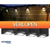 Voordeelvanger.nl: 4-pack XL Solar LED-cubes