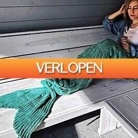 MegaGadgets: Zeemeermin deken