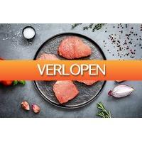 VakantieVeilingen: Veiling: Hollandse biefstuk of procureur thuisbezorgd