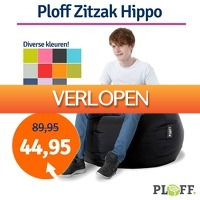 1dagactie.nl: Ploff Hippo zitzak 260 liter