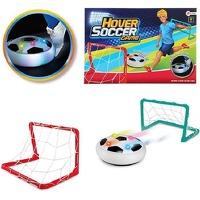 Bekijk de deal van Voordeeldrogisterij.nl: Toi-Toys Spel 'Hover Voetbal' Set - 2 doelen