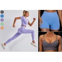 Bekijk de deal van VoucherVandaag.nl: Sportkleding voor dames