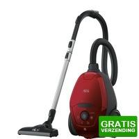 Bekijk de deal van Expert.nl: AEG stofzuiger VX82-1-2CR rood