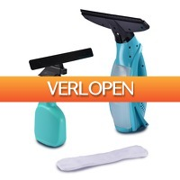 Actie.deals: Draadloze vacuum raamreiniger