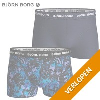 2 x Bjorn Borg boxershorts
