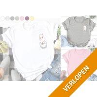 In de aanbieding: Alpaca T-shirt