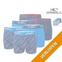 6 x O'Neill boxershort