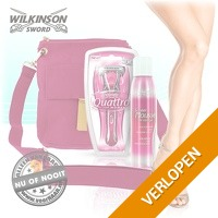 Wilkinson Quattro scheerpakket