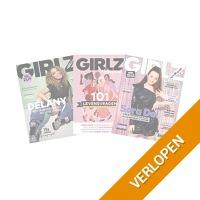 Abonnement op tijdschrift GIRLZ + Specials