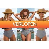 VoucherVandaag.nl: High waist bikini voor dames