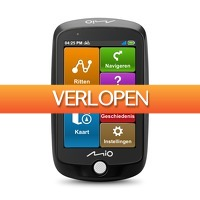 Expert.nl: Mio fietsnavigatie Cyclo 220 zwart