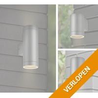 Waterdichte wandlamp met ingebouwde LED-verlichting