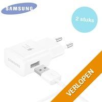 Twee Samsung USB-C Snelladers