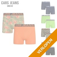 2-pack Cars Jeans boxershorts