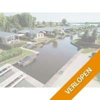 Vakantiepark Giethoorn + sloep